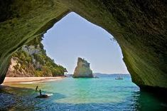 Image result for Cathedral Cove