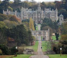 Harlaxton Manor. (Since 1984 Harlaxton Manor has also been the site of the annual Harlaxton Symposium, an interdisciplinary symposium on medieval art, literature, and architecture.)