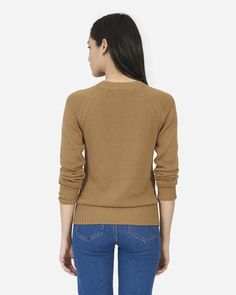 The Open Knit Crew - Everlane