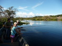 Fishing in the Cofan Community #fishing #tribe #survivethetribe #amazon #rainforest #fish #uniqueplaces #terrasenses #ecuador #instatravel #igtravel #travel #travelling #igdaily