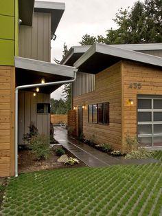 PLACE houses PH-1 prefab home.