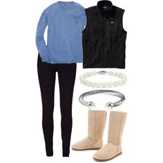 Lazy Cold Mondays, created by alexkay98 on Polyvore
