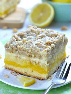 Lemon Coffee Cake #lemon #coffeecake #cake #homemade