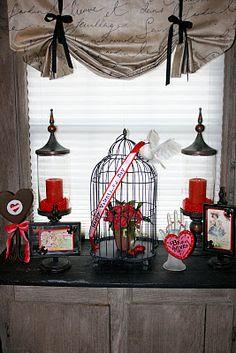 .Valentine's Day decor