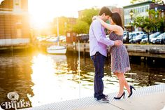We loved shooting Liz and John's session in Baltimore, MD! Here is a sneak peek of their session, click to check out more!