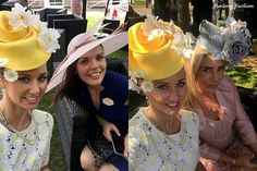 furlong fashion 2016 highlights furlong fashion fashion at the races goodwood royal ascot cheltenham festival Royal Ascot, Fashion 2016, Highlights, Racing, Hats, Running, Hat, Auto Racing, Luminizer