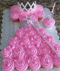 Welcome Princess Cupcake Dress Cupcakes Cake Birthday Cup