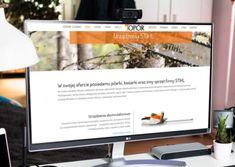 Przygotowaliśmy projekt strony www dla firmy TOPÓR. Electronics, Consumer Electronics