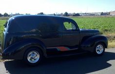 Featured for sale: 1940 Ford Sedan Delivery | Hotrodhotline.com