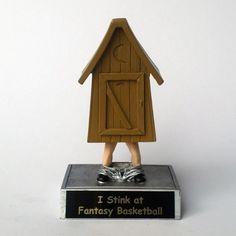 Victory Fantasy Football Trophy Speedy Trophies