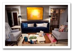 Carrie's Apartment in Sex & the City | Design & Lifestyle Blog