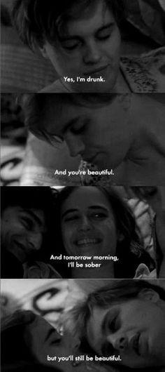 El mejor quote del mundo, me mama esta película