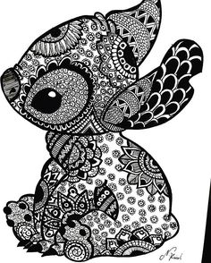 #stitch #liloandstitch #disney #disneyfigure #painting #drawing #mandalaart #mandala #lefthander #instablogger #stabilo #fineliner #finelinerart #blackandwhite #blackandwhiteart #art #artist #blogger #artwork #sweet #cute #amazing #zentangleart #zentangleart #tattoo #lovethis