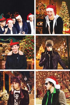 One Direction makes my Christmas so much Merrier! hehe ;D