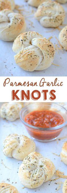 Parmesan Garlic Knot