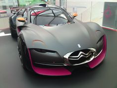 Citroën Survolt is a concept electric racing car produced by Citroën and presented at the 2010 Geneva Motor Show