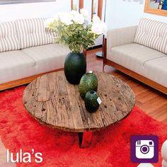 ¿Ya nos sigues en Instagram? @lulasdecoración una manera de estar al día en tendencias decorativas.