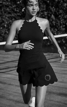 SPORTCLEAN Steffi Top in Coconut – Marysia Dress Skirt, Peplum Dress, Resort Wear For Women, Tennis Dress, Outdoor Workouts, Fashion Forward, High Fashion, Active Wear, Style Inspiration