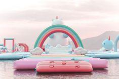 Une plage de rêve sur le thème de la licorne ouvre aux Philippines - GOLEM13.FR : GOLEM13.FR