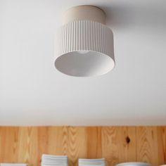 Tumwater Surface – Cedar and Moss - Ceramic lighting Cedar And Moss, Wood Canopy, Get Rid Of Mold, Ceramic Light, Wall Lights, Ceiling Lights, Bathroom Light Fixtures, Flush Mount Lighting, Sconce Lighting