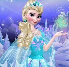 Frozen Elsa Makeup http://www.game247.org/play/Frozen_elsa_makeup