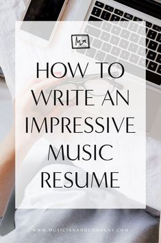 Resume Writing Tips, Resume Tips, Piano Teaching, Teaching Resources, Time Management Tools, Small Business Resources, Elementary Music, Piano Lessons, Music Education