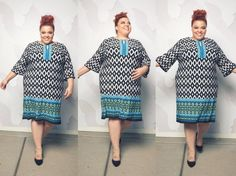 Thursday is the start of more smiles! Because there's so much to look forward to. (Like a fun and/or relaxing weekend)  Have some fun with us by shopping on our website and grabbing yourself some of the hottest brands in plus size dresses! Just like this #SandraDarren bell sleeve dress!  ! #model #streetstyle #plussizefashion #fashion #houston #houstonfashion #sleektrends #trendy #lacedress #curvy #curvymodel #plussizeclothing #plussizedress #dress #glamour #fun #photoshoot #beauty…