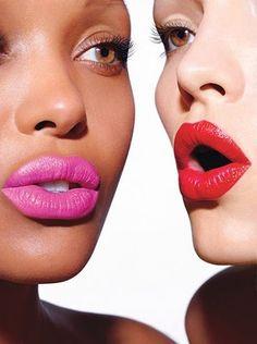 statement lips