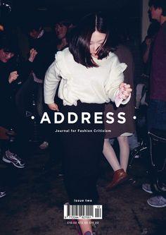 Address - journal for fashion criticism,