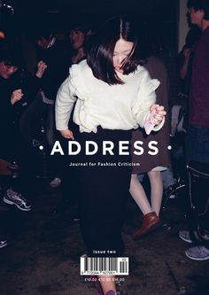 Address - journal for fashion criticism,