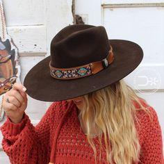 Custom Cowboy Hats, Custom Hats, Felt Hat, Wool Felt, Womens Western Hats, Cowboy Hat Bands, Beaded Hat Bands, Fashion Hacks, Fashion Tips
