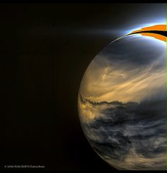 Venus at Night
