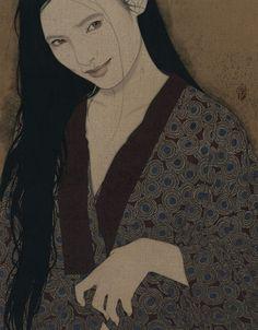 """Ikenaga Yasunari """"覗き女"""" 2016"""