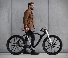 The Noordung Electric Bike is a new addition to the sizzling segment of e-bikes, an ever growing market due to more environmentally conscious consumers, the growing traffic difficulties in the major cities and, a growing health and exercise