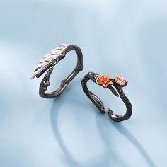 Customized Adjustable Be Your Angel Promise Rings For Couples In Sterling Silver. Matching Promise Rings For Boyfriend And Girlfriend. Matching Promise Rings, Matching Couple Rings, Promise Rings For Couples, Matching Couples, City Aesthetic, Couple Aesthetic, Boyfriend Promise Ring, Fashion Couple, Love Ring