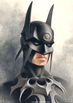 Batman by HBDesign.deviantart.com