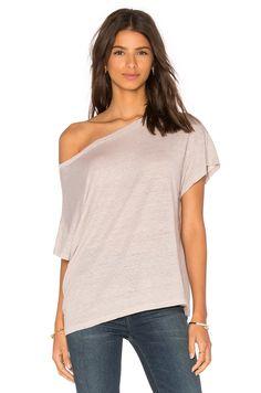 f55ffb8d58b CP SHADES Ellery Tee in Oatmeal Shade Clothing, Ralph Lauren Tops, Linen  Tshirts,
