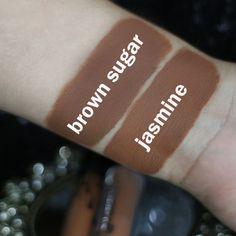 ALERTA DUPE! Brown Sugar da Kylie Cosmetics x Jasmine do Pausa para Feminices