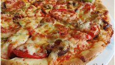 Pizza Nasıl Yapılır / Pizza Hamuru