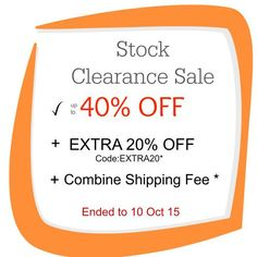 up to 40% OFF + EXTRA discount + Combine shipping fee by yooounique on Etsy