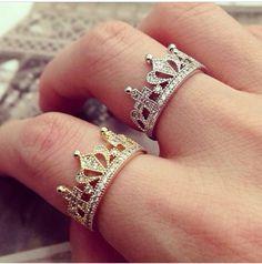 Que lindas coronas !!!