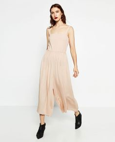 Image 1 of CROPPED JUMPSUIT from Zara - size medium