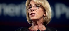 Betsy DeVos on the Verge of Removing Civil Rights Protections for Students of Color Bad Education, Education Issues, Education Policy, Student Debt Relief, Student Loan Debt, Teacher Shortage, Contempt Of Court, Betsy Devos, School Choice