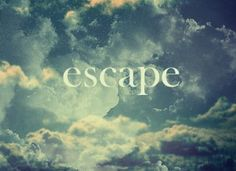 dealing with stress #escape #relax