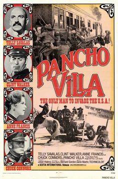 Pancho Villa (1972) - Telly Savalas DVD