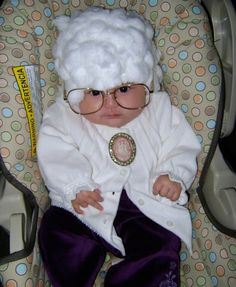 Golden Girls. Best baby costume ever!