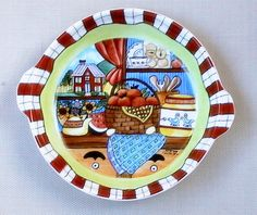 Galery Plates, Tableware, Kitchen, Art, Licence Plates, Dishes, Dinnerware, Cooking, Griddles