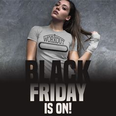 We're starting out early! Enjoy the No Coupon Black Friday Delas for our sweat activated products! Tank Shirt, Workout Shirts, Black Friday, Coupons, Healthy Lifestyle, Active Wear, Workouts, Tv Shows, Take That