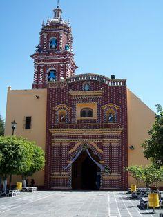 Church of Santa María Tonantzintla ...