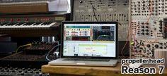 Bedrijf dat studio soft- en hardware levert. Ook veel studio inrichting.